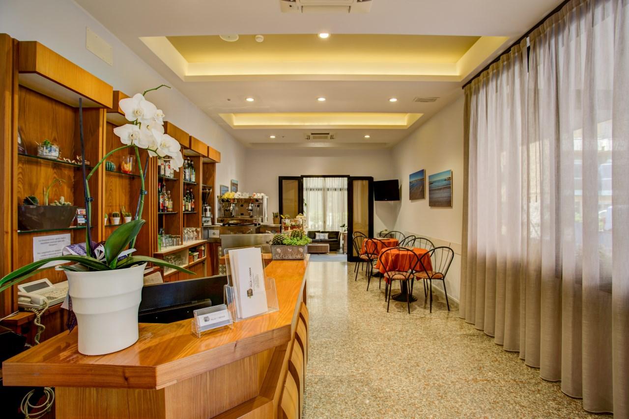 Hotel per soggiorni a Rimini | Villa dei Gerani