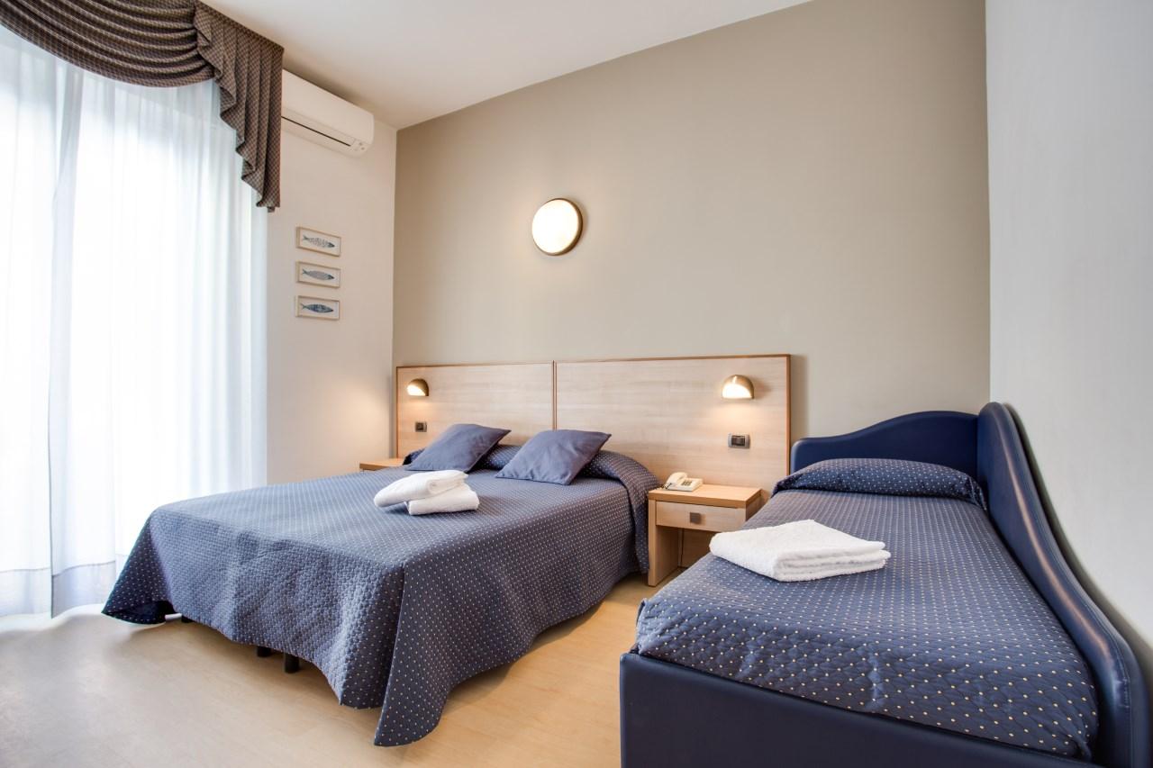 Hotel con camere vista mare Rimini