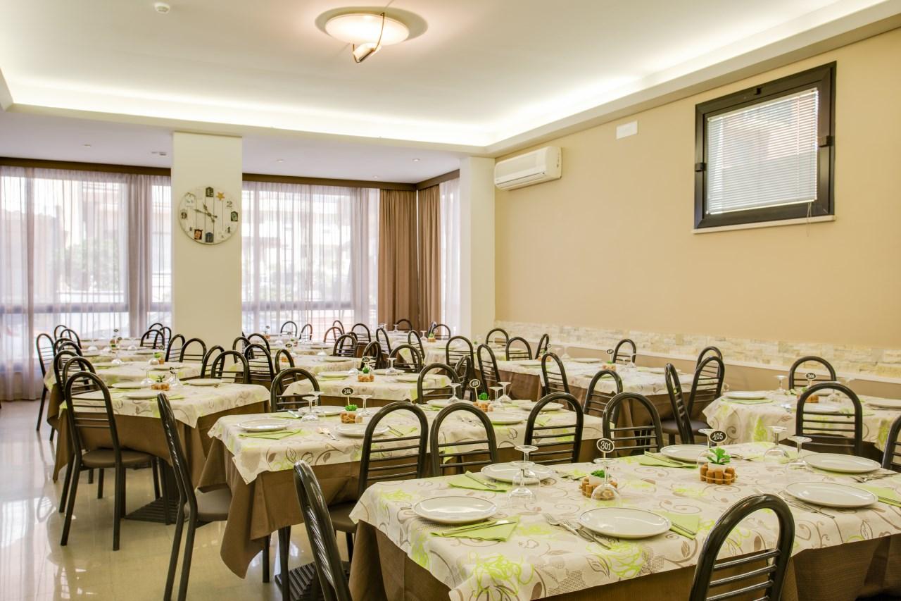 Villa dei Gerani con offerta pensione completa rimini