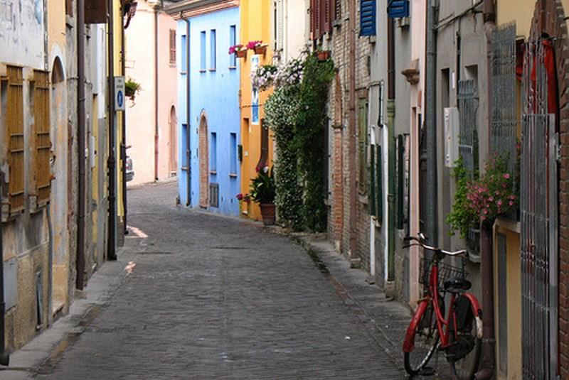 Borgo San Giuliano Rimini | Villa dei Gerani