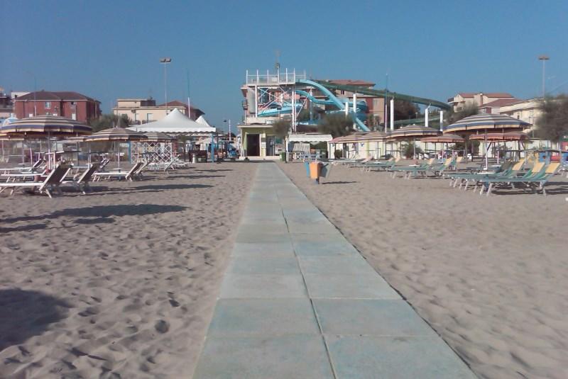 Offerta hotel con servizio spiaggia | Villa dei Gerani