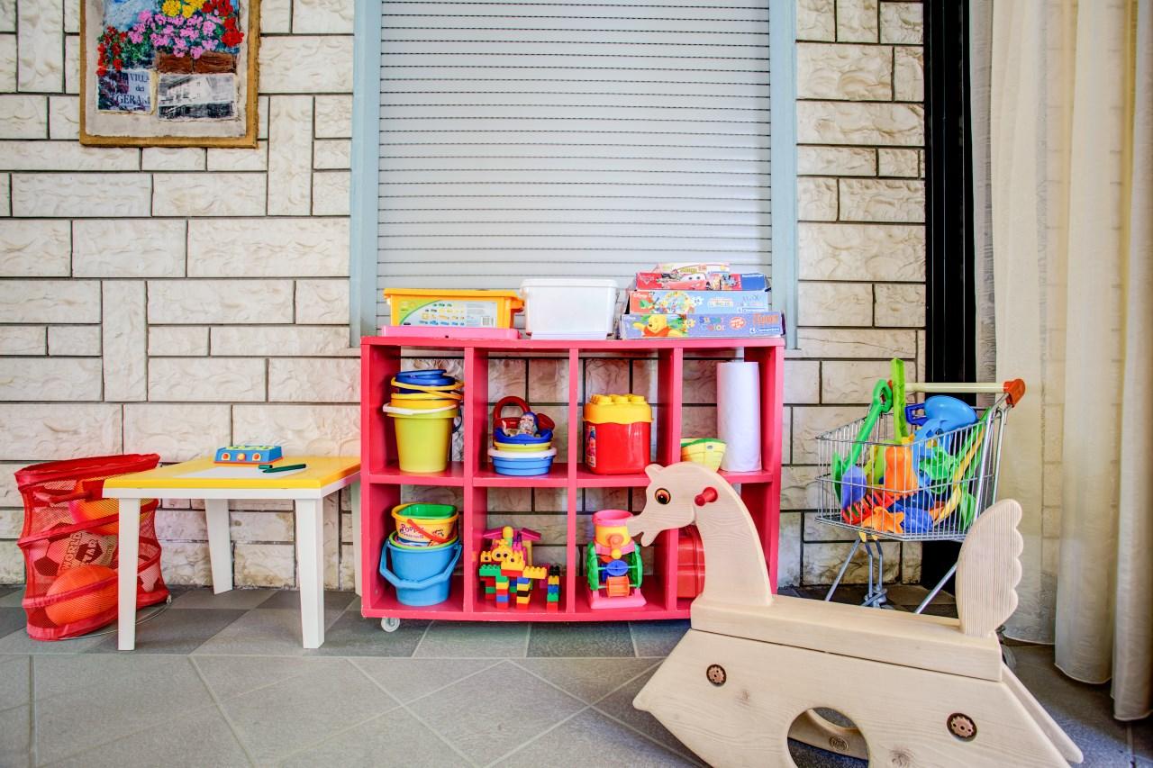 Hotel con servizi per bambini e famiglie