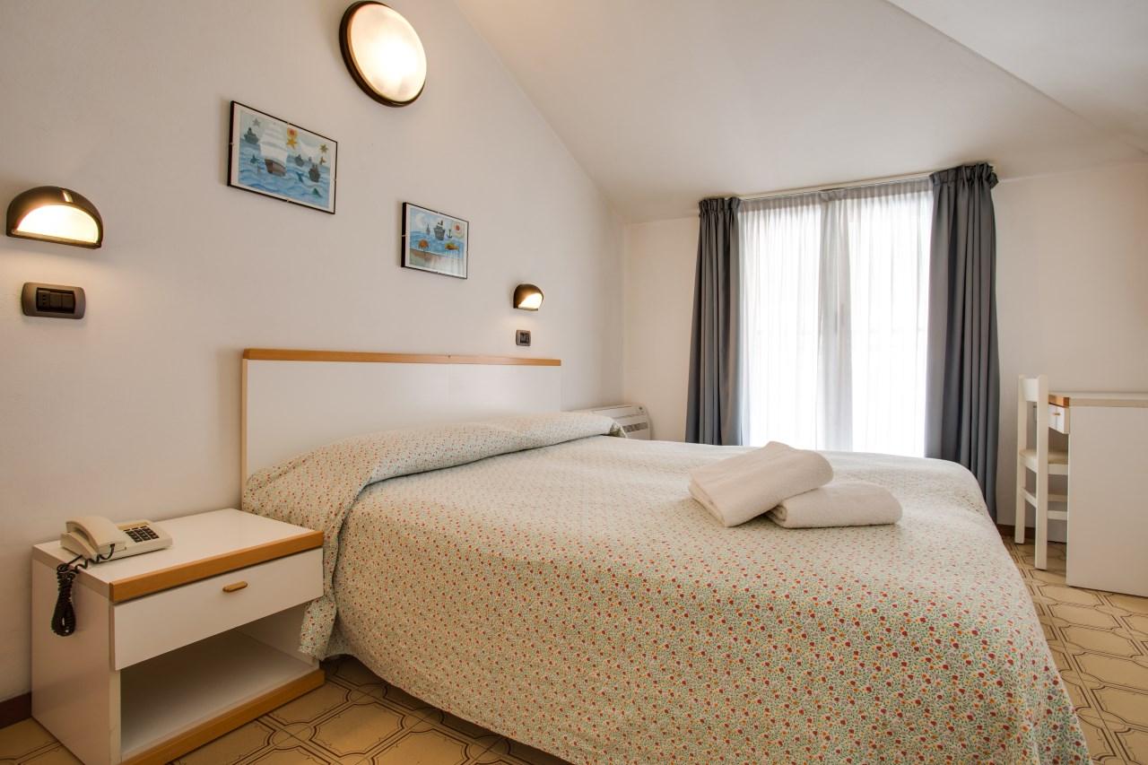 Camera con aria condizionata individuale | Hotel a Rimini