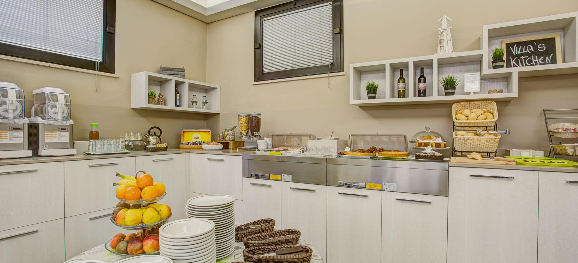 Villa dei Gerani | Hotel con cucina tipica riminese Rimini