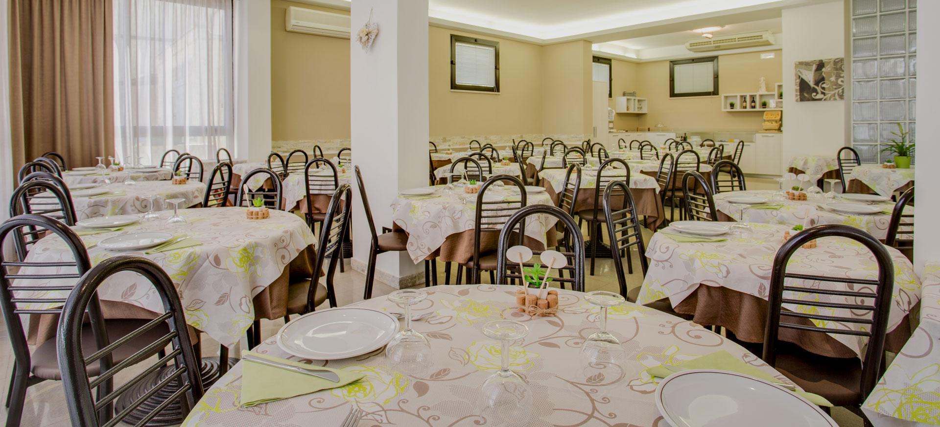 Villa dei Gerani | Hotel per famiglie con bambini Rimini