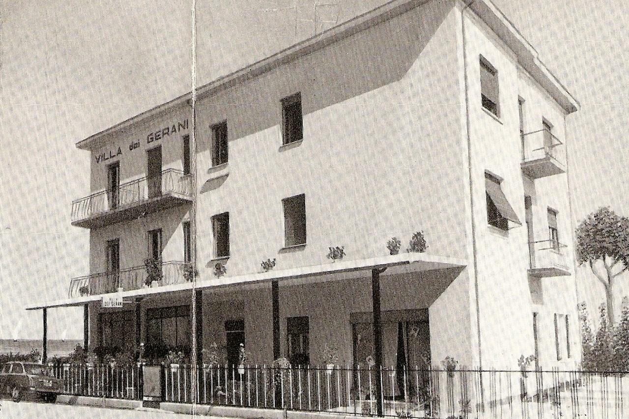 Pensione Villa dei Gerani Rimini