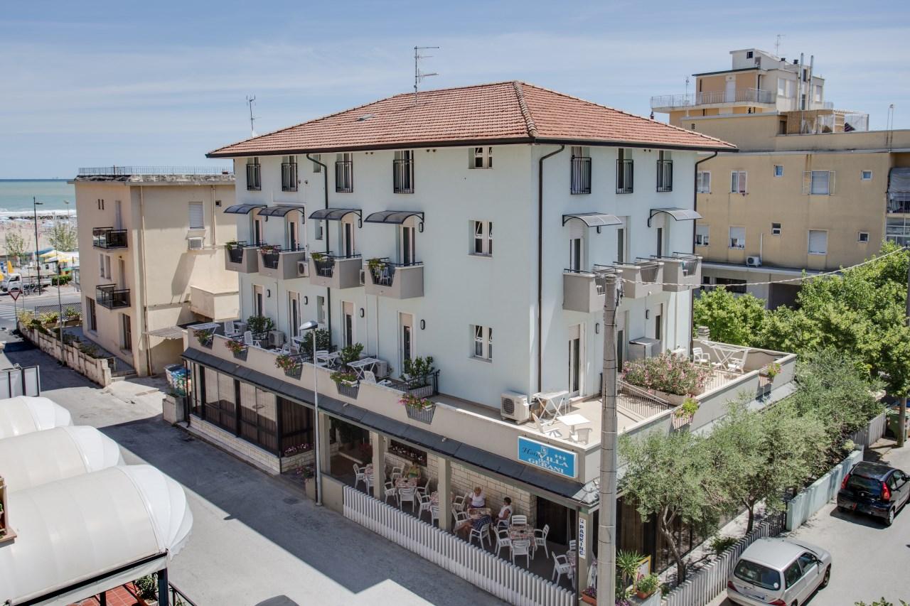 Hotel 3 stelle a Rivabella dei Rimini