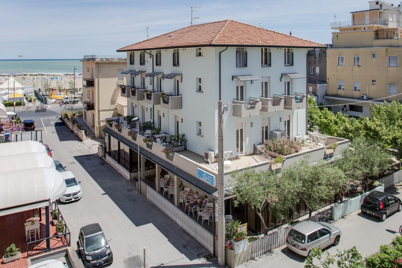 Hotel 3 stelle a Rivabella Rimini