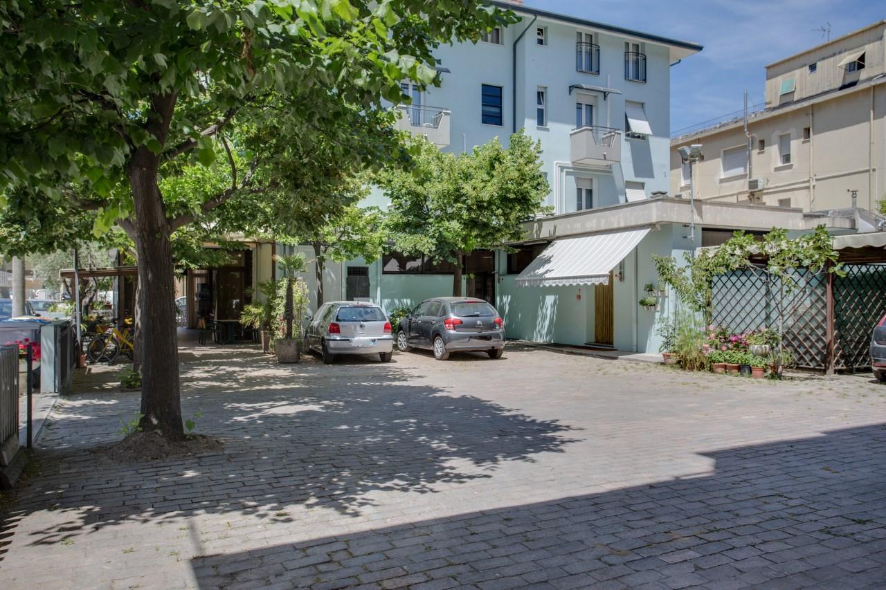 Hotel con parcheggio a Rivabella di Rimini