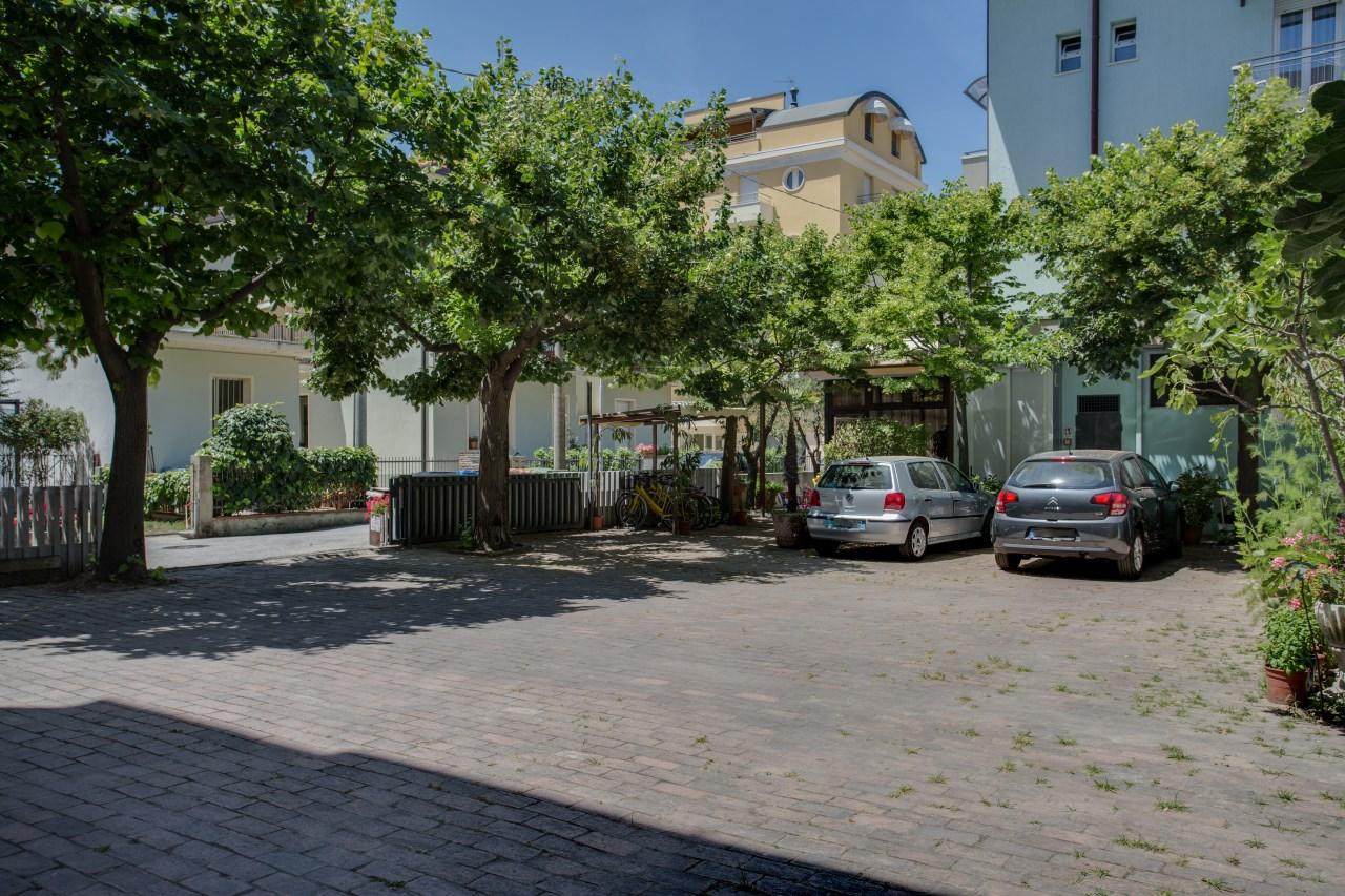 Hotel con parcheggio gratuito Rimini