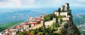 San Marino escursione da Rimini