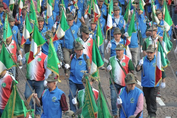 Raduno Alpini Rimini 2020